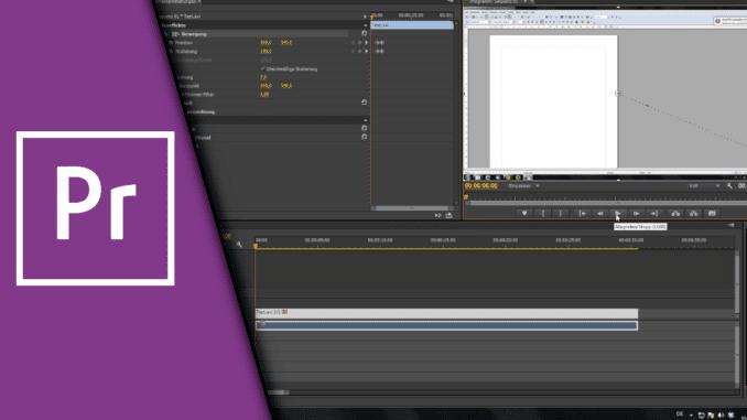 Adobe Premiere Zoom