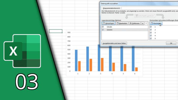Excel Diagramme 2