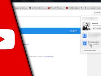 Youtube gelöschte Kanäle entfernen