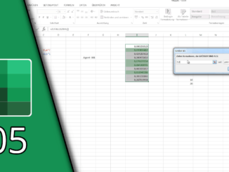 Excel Zellformatierung