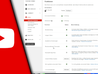 Youtube Partner werden