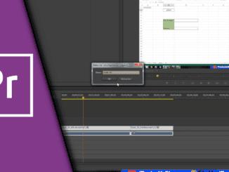 Adobe Premiere Clips zusammenfügen