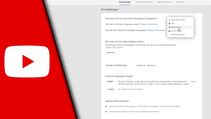 Youtube Antwort Button fehlt