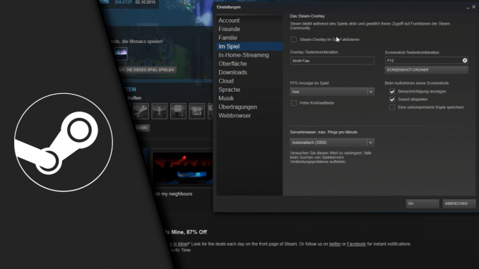Steam Spiel startet nicht