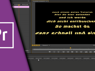 Adobe Premiere Star Wars Intro