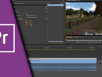 Adobe Premiere Unschärfe Effekt