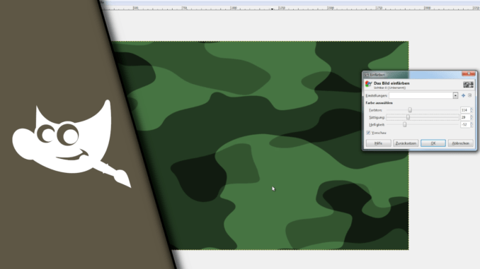 Gimp Camouflage