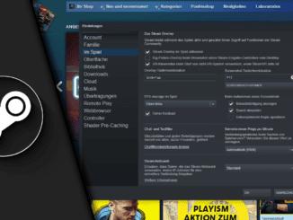 Steam Screenshot machen